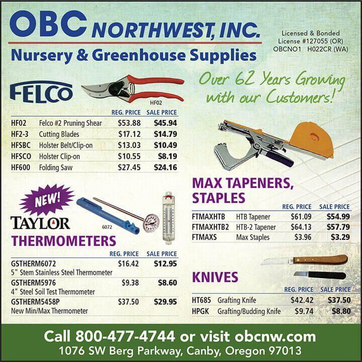 Ad Design In House Graphics Salem Oregon - OBC Northwest