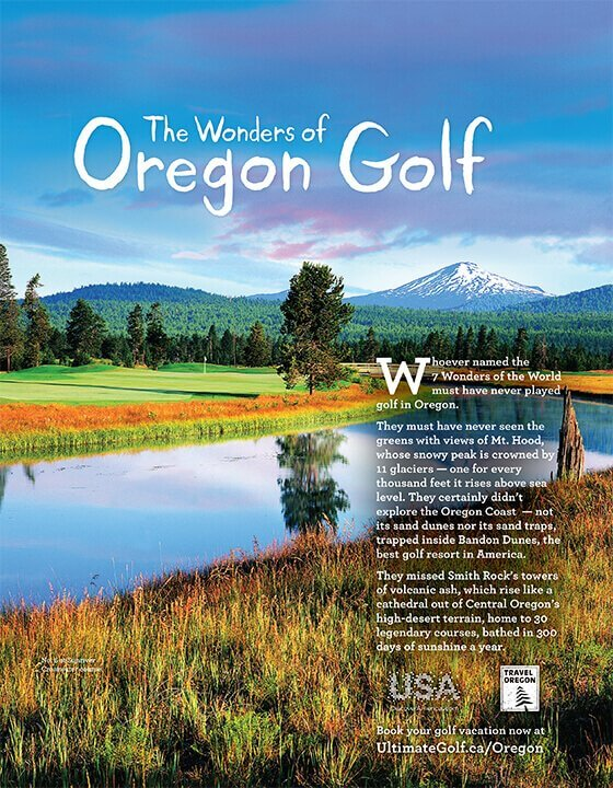 Ad Design In House Graphics Salem Oregon - Travel Oregon